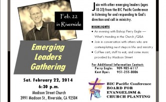 Emerging Leaders Gathering